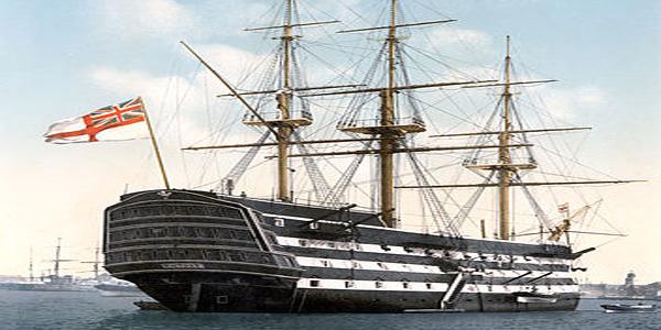 السفينة HMS Victory
