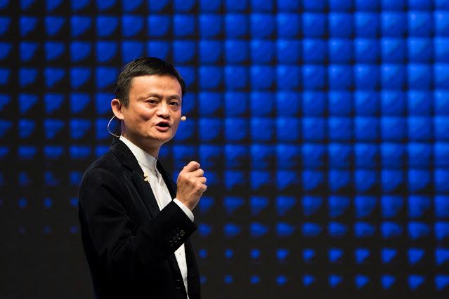 جاك ما Jack Ma
