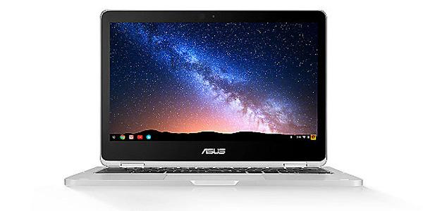 الجهاز الثالث Asus Chromebook Flip أجهزة الكمبيوتر laptop