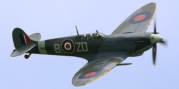 الغواصة - Supermarine Spitfire