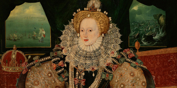 الملكة اليزابيث الأولى - Queen Elizabeth I