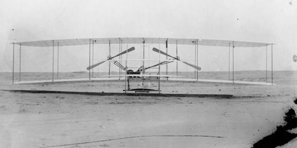 طائرات رايت فلاير - Wright Flyer
