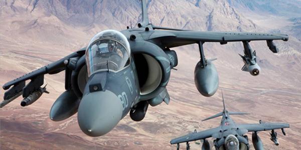 طائرة - Harrier Jump Jet