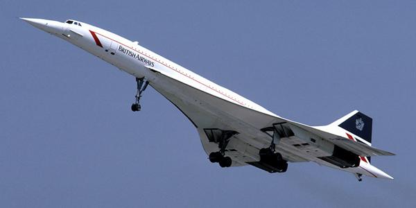 طائرات كونكورد - Concorde