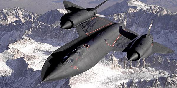 لوكهيد - Lockheed SR-71 Blackbird
