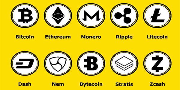 أهم العملات الرقيمة