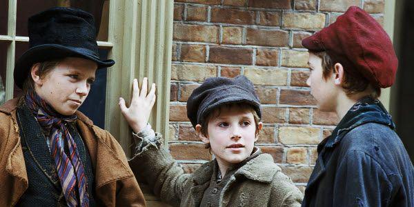 أوليفر تويست و عصابة لندن