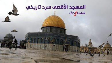 صورة المسجد الأقصى سرد تاريخي