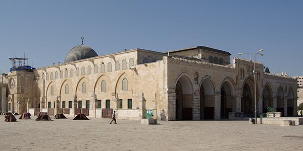 المسجد الأقصى في القرآن
