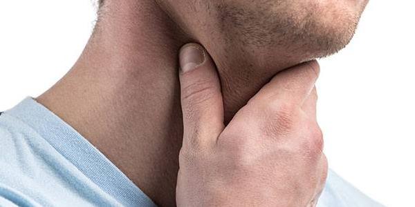 ما هو التهاب الحلق