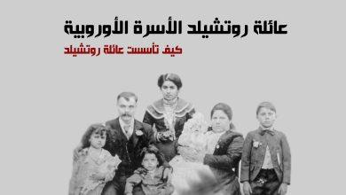صورة عائلة روتشيلد الأسرة الأوروبية