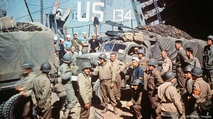 أهم معارك ومحطات الحرب العالمية الثانية