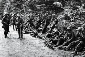 انتصارات الألمان في الحرب العالمية الأولى