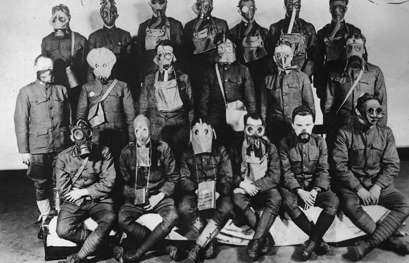 خسائر الحرب العالمية الأولى