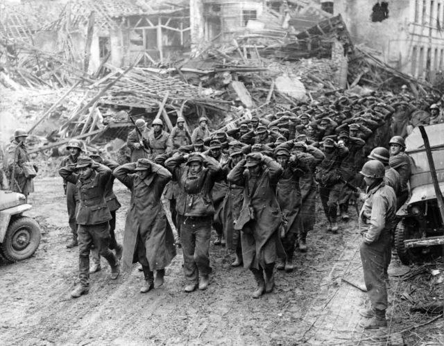خسائر الحرب العالمية الثانية