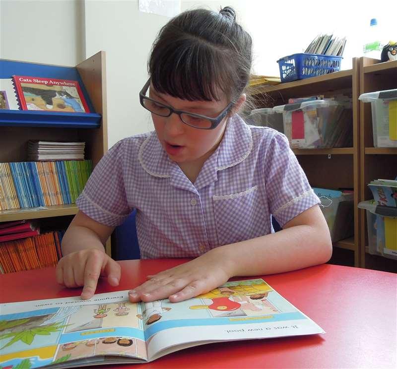 أطفال متلازمة داون في مرحلة ما قبل المدرسة