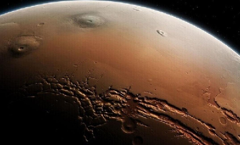 صور كوكب المريخ المذهلة