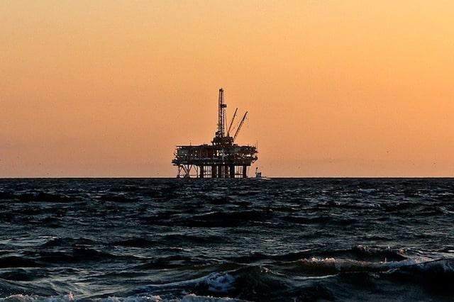 مهندس منصة النفط البحرية