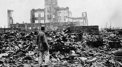 تفجيرات هيروشيما وناجازاكي