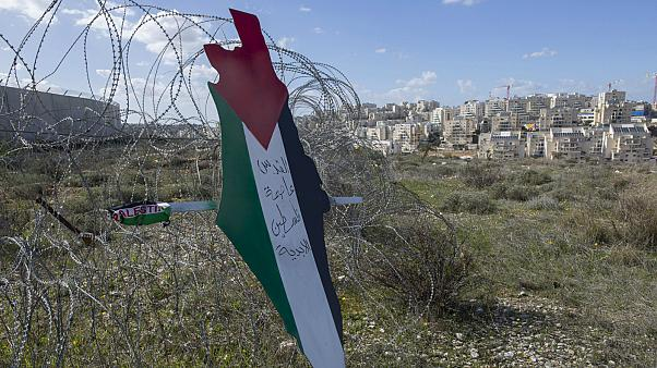 تقسيمات فلسطين المحتلة