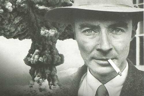 من اخترع القنبلة الذرية