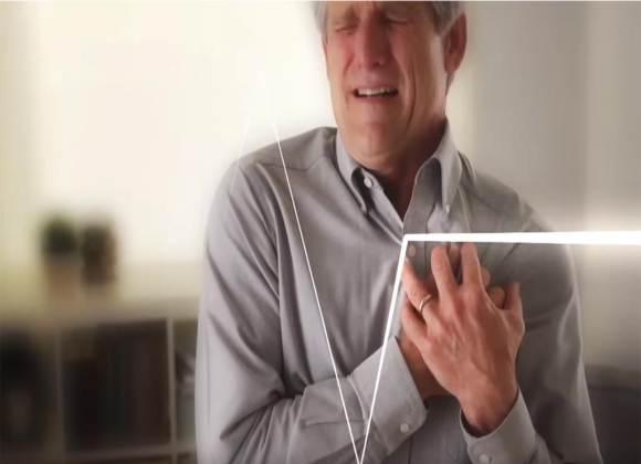 أعراض حرقة الفؤاد - الذبحة الصدرية