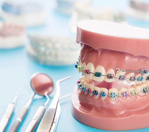 تقويم الأسنان العلاجي