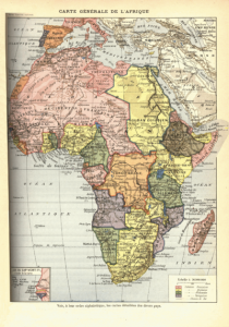 الرحالة الأوائل في افريقيا
