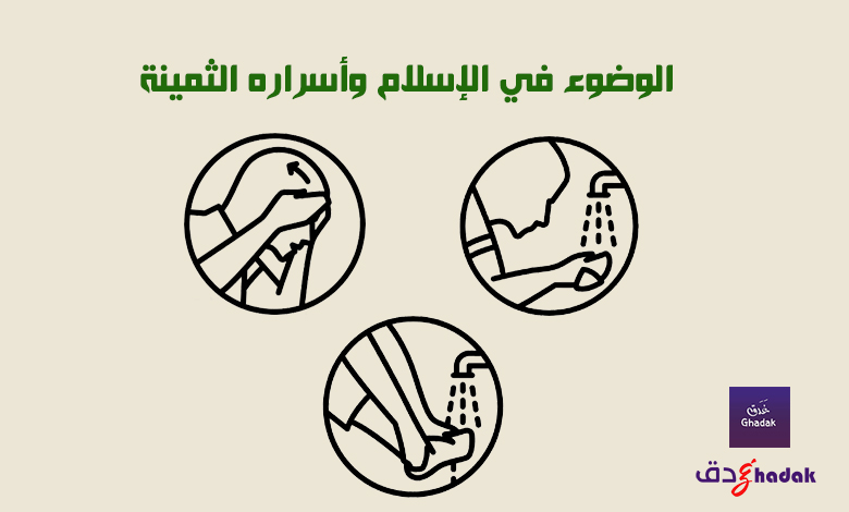 الوضوء في الإسلام وأسراره الثمينة