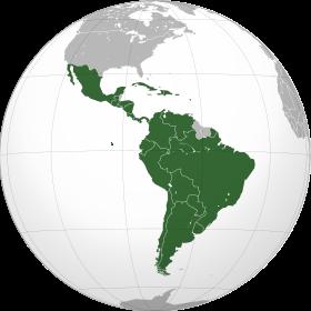 قارة أمريكا الجنوبية