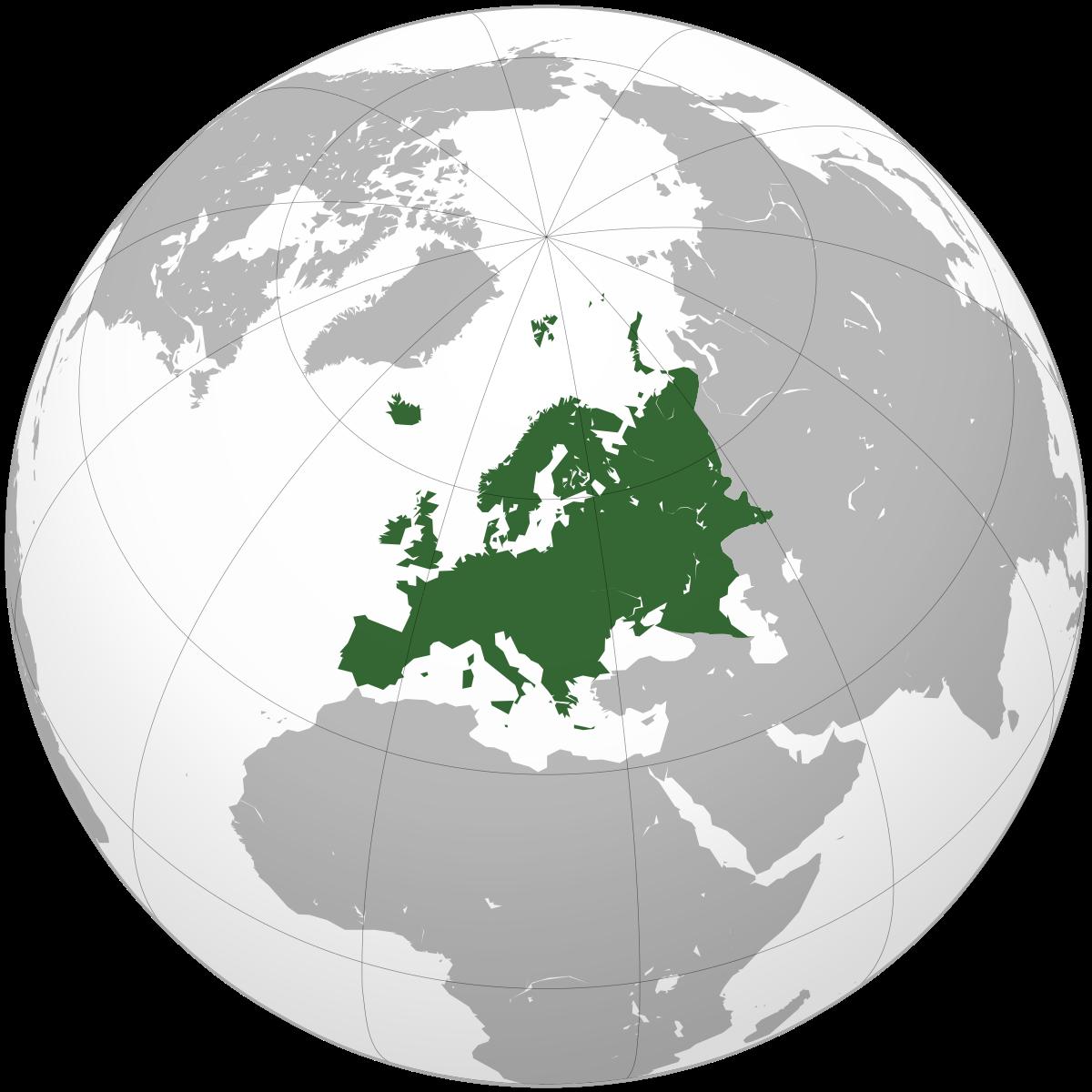 قارة أوروبا