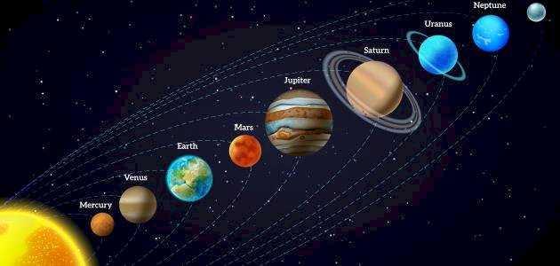 كواكب مجموعتنا الشمسية