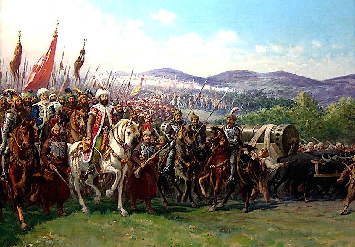 الحروب بين بيزنطة والإسلام