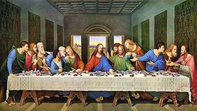 العشاء الأخير