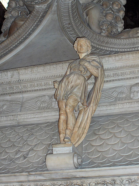 القديس بروكلوس من قبة القديس دومينيك (1494 - 1495)