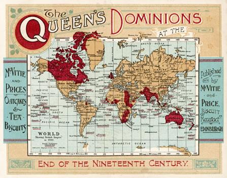 تاريخ كندا من الدومنيون