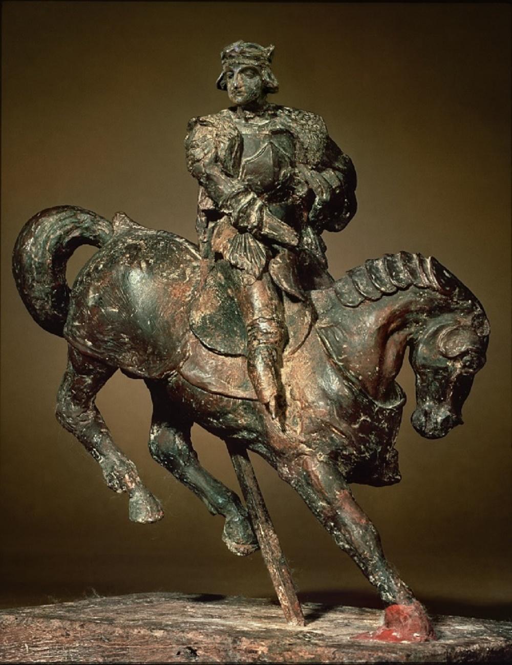 حصان سفورزا