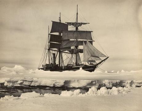 رحلة سفينة الكشف روبرت فالكون سكوت