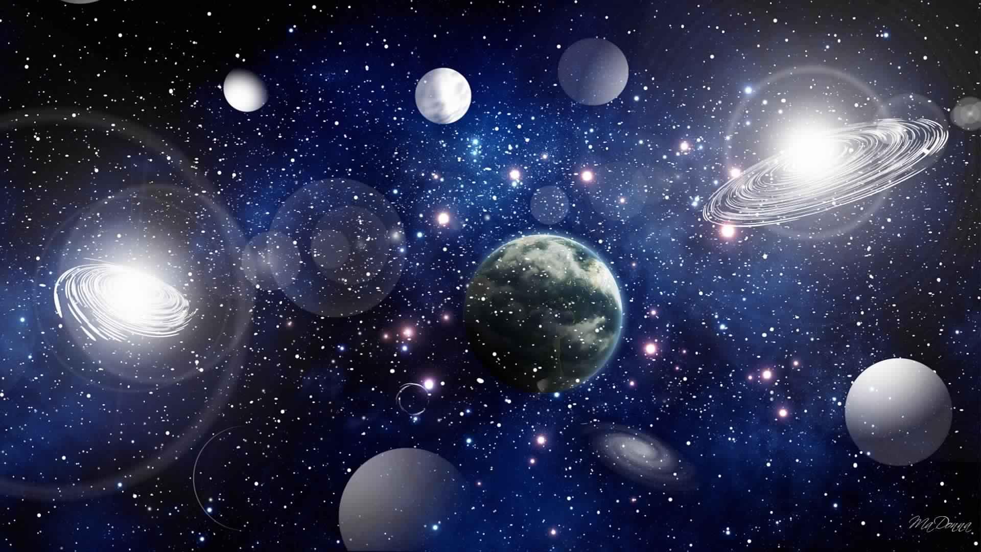 سرعة توسع الكون