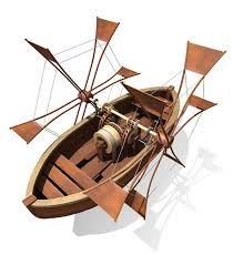 سفينة ذات المجاديف