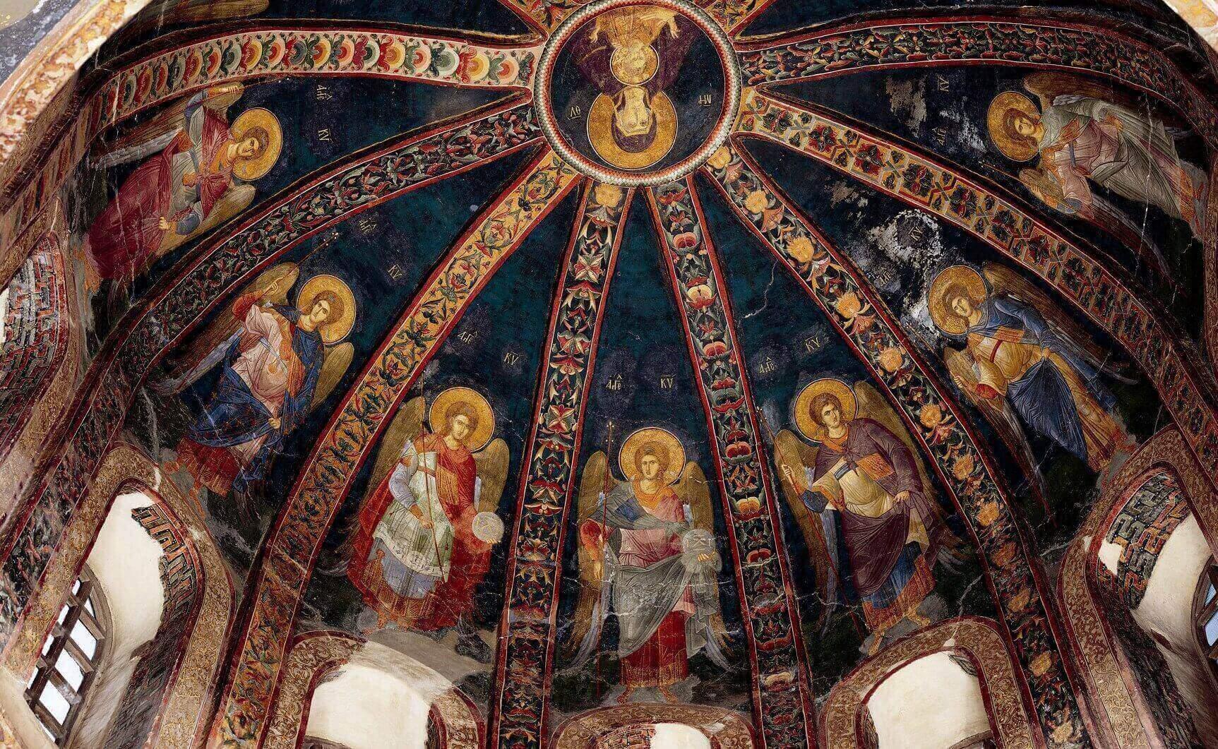 كنائس القسطنطينية