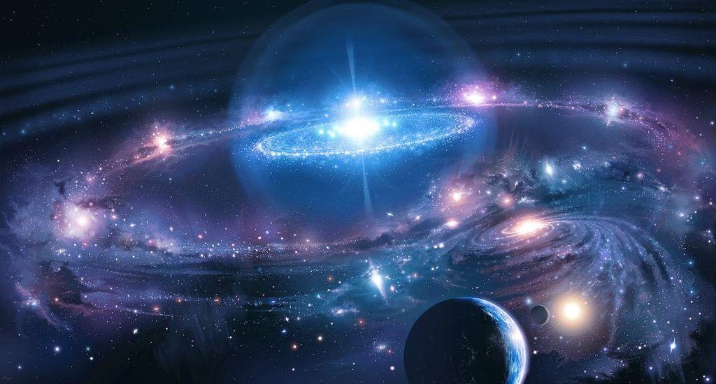 كيف كان بدء الكون ؟