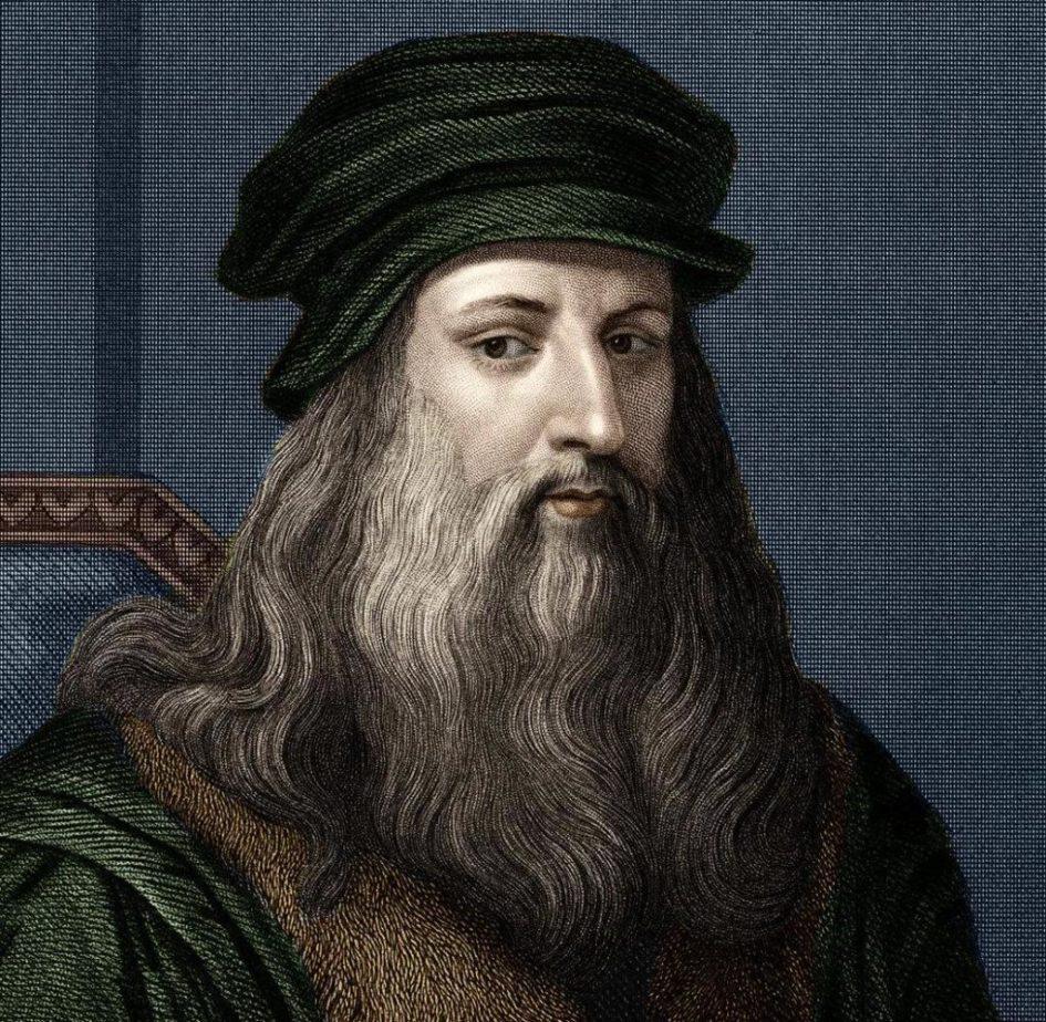ليوناردو دافنشي في صباه