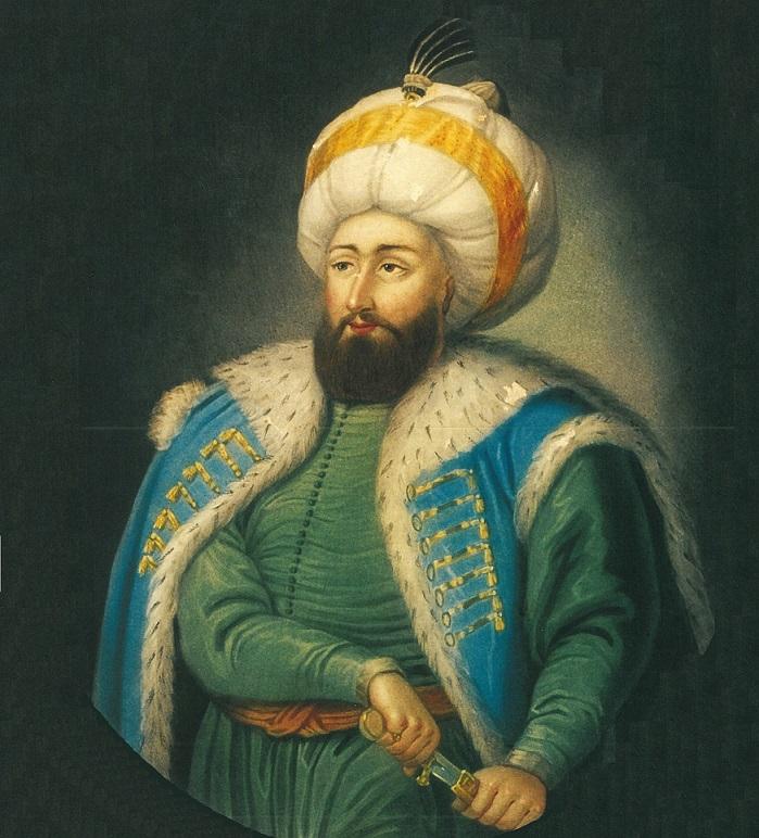 محمد الفاتح والبيزنطيين