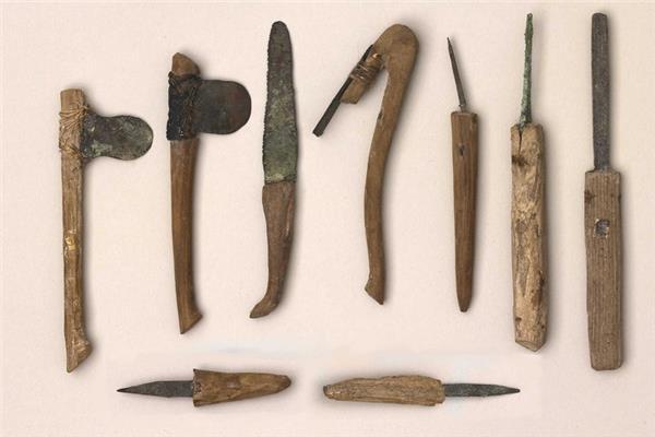 مواطن وجود أدوات العصر الحجري القديم