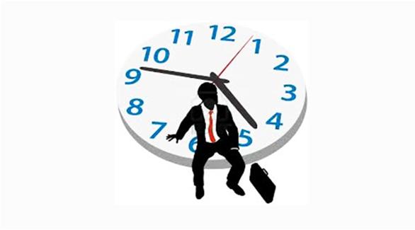 التحكم في الوقت