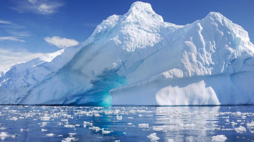 الجليد البحري