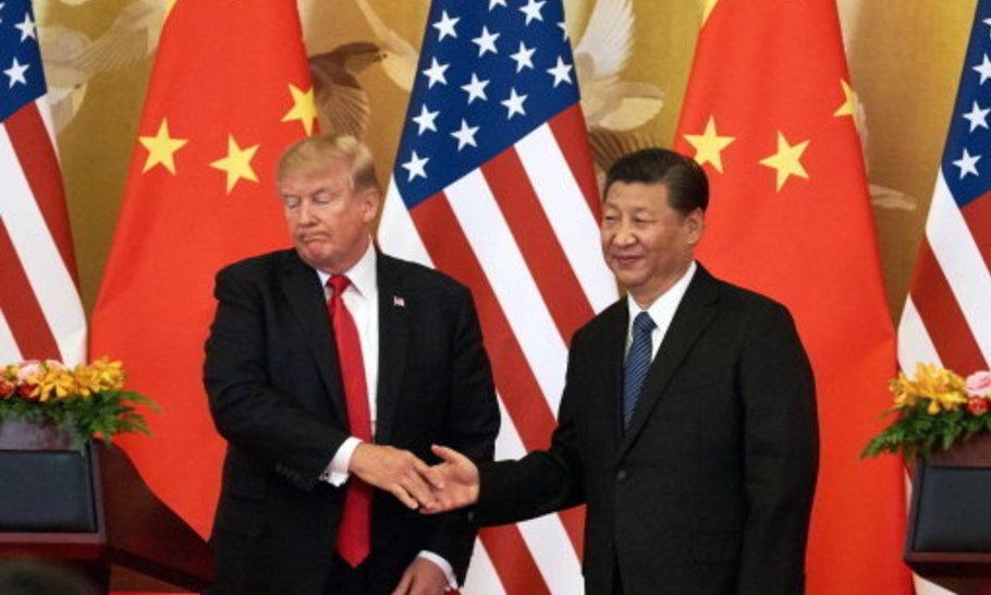 الصين وأمريكا التهديدات الاقتصادية