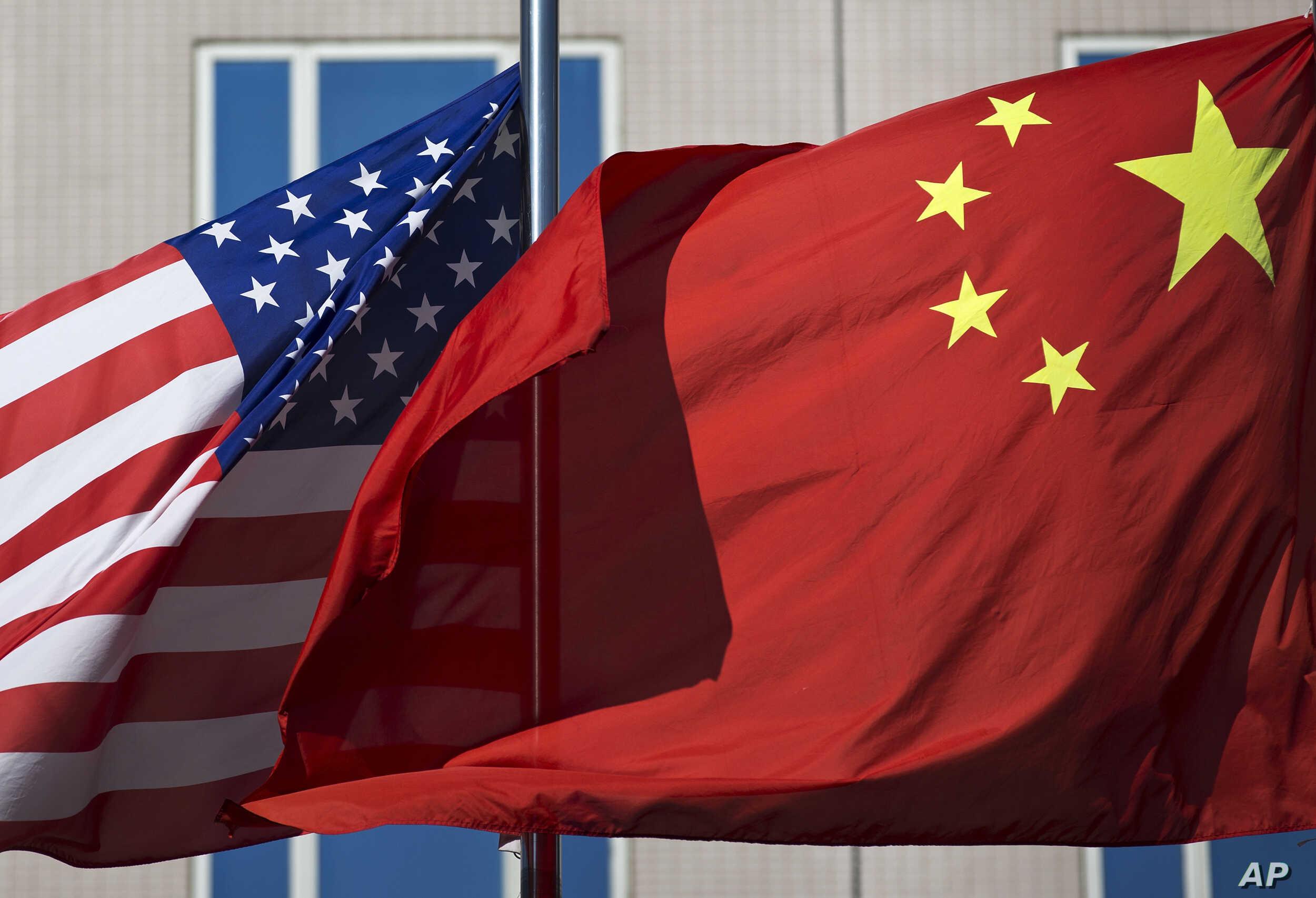الصين وأمريكا والحرب التجارية