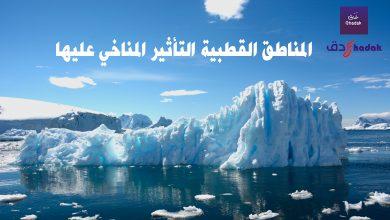 المناطق القطبية التأثير المناخي عليها